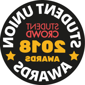 Student Union Student Crowd 2018 Awards logo